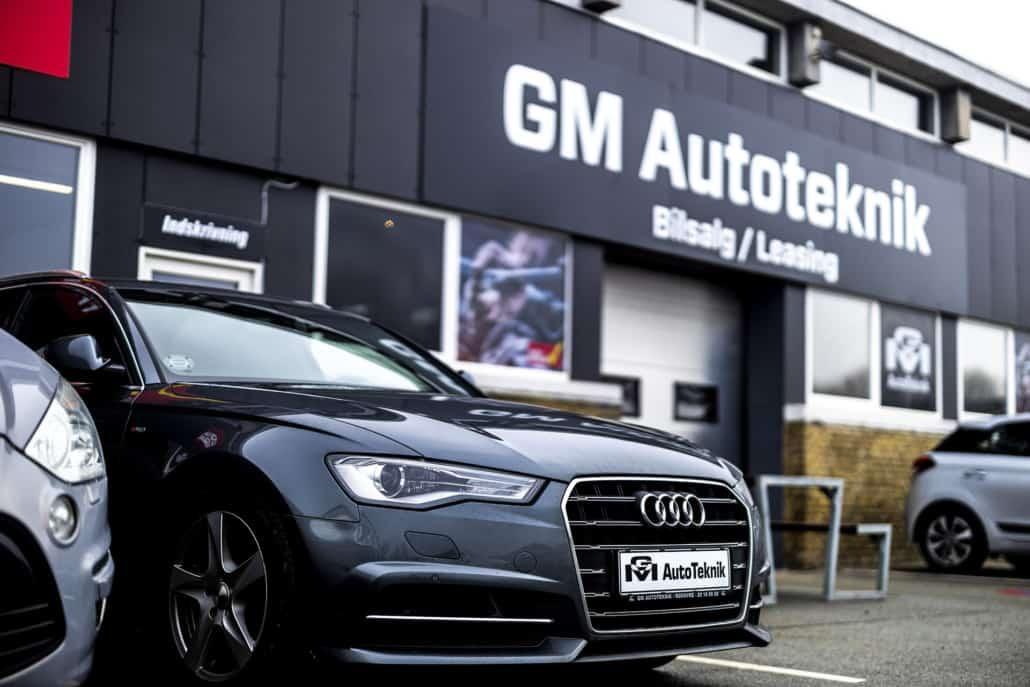 GM Autoteknik automekaniker i Rødovre